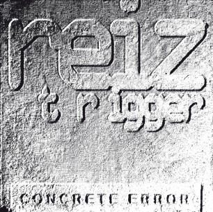 "CD Reiz Trigger: ""Concrete Error"" (Light Edition)"